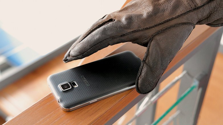 Tech News stolen smartphone