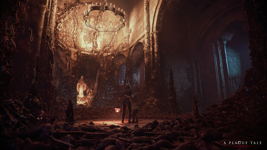 A Plague's Tale: Innocence is one of the most creepy -- and captivating -- games from E3.