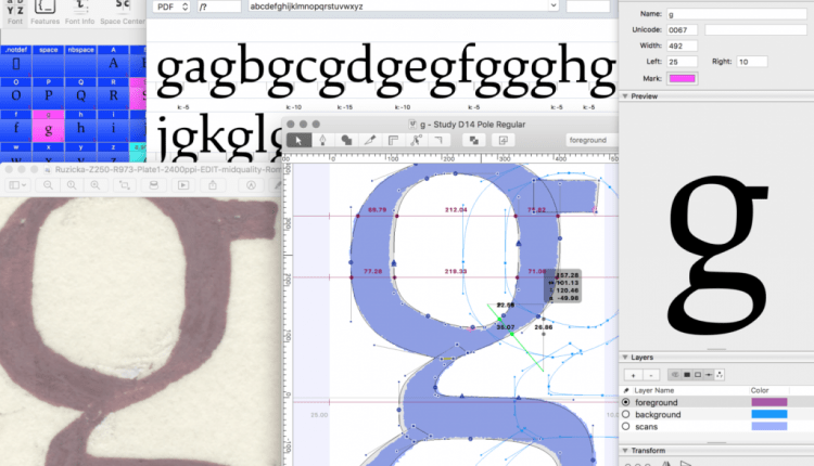 Font Design 101: The Process of Creating a Type