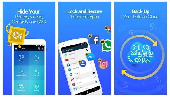 Top 8 Best Vault Apps For Your Android Device | ONLY INFOTECH