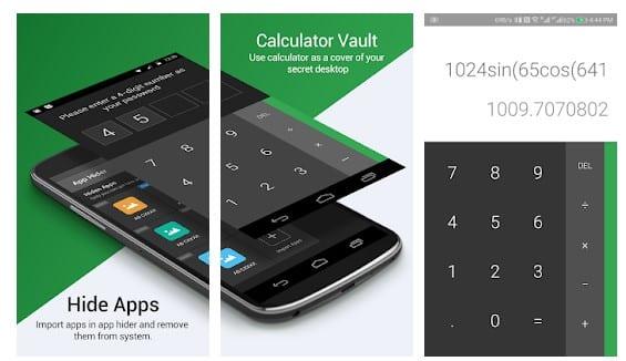 CalculatorVault