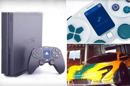 Sony Playstation 5 Graphics Reveal Following Epic Sony 8k