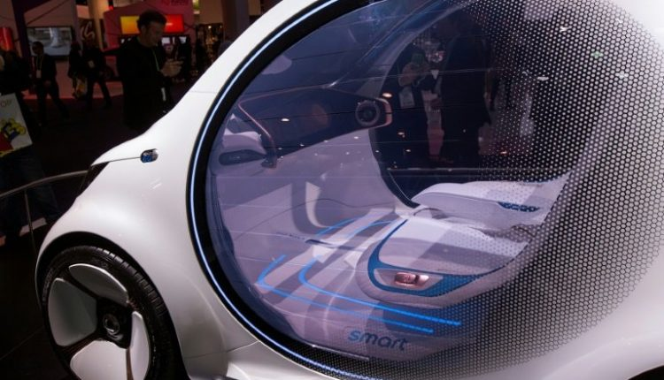 Self-driving marketing campaign be a part of trade