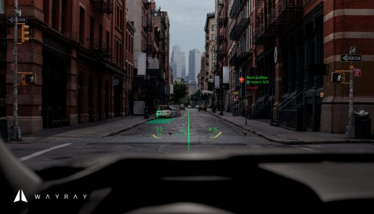Prepared for augmented actuality in your windshield