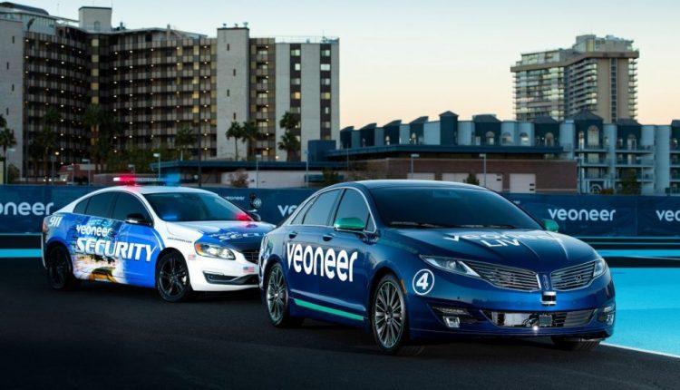 This autonomous car test at CES shows