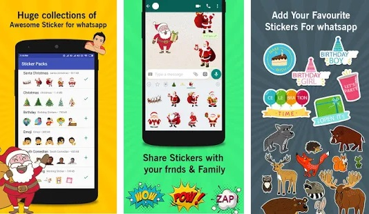 6 of the Best Sticker Packs for WhatsApp