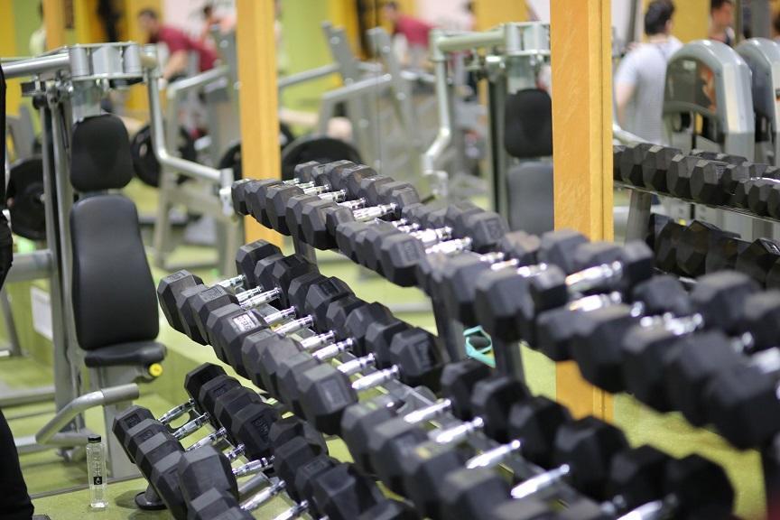 physical location gym
