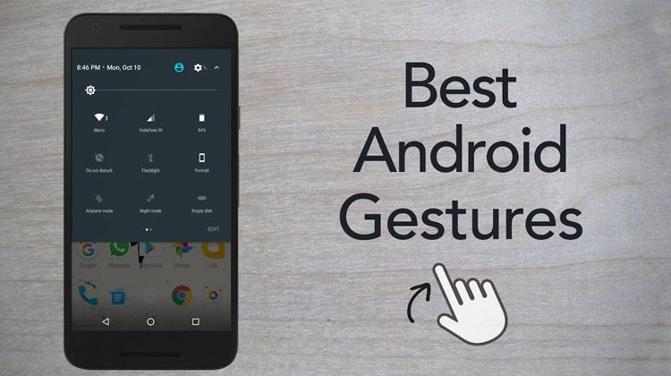 Best android gesture apps to get navigation gesture