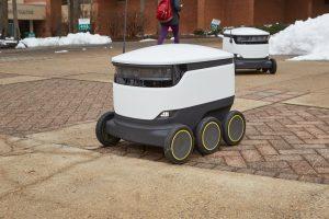 Starship Mobile Robot George Mason University