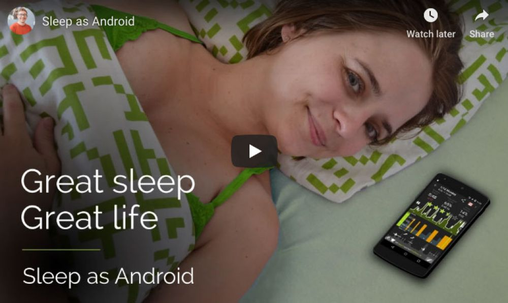 Sleep as Android (Free, Android)