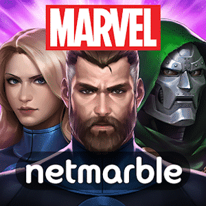 MARVEL Future Fight - Top 10 Best Superhero Games For Android