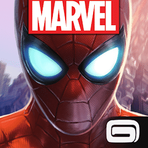 MARVEL Spider Man Unlimited - Top 10 Best Superhero Games For Android