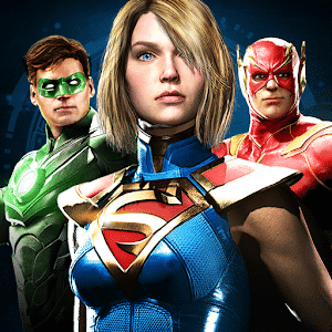 Injustice 2 - Top 10 Best Superhero Games For Android