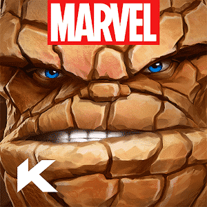 MARVEL Contest of Champions - Top 10 Best Superhero Games For Android