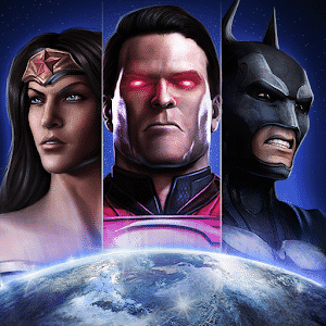 Injustice - Top 10 Best Superhero Games For Android