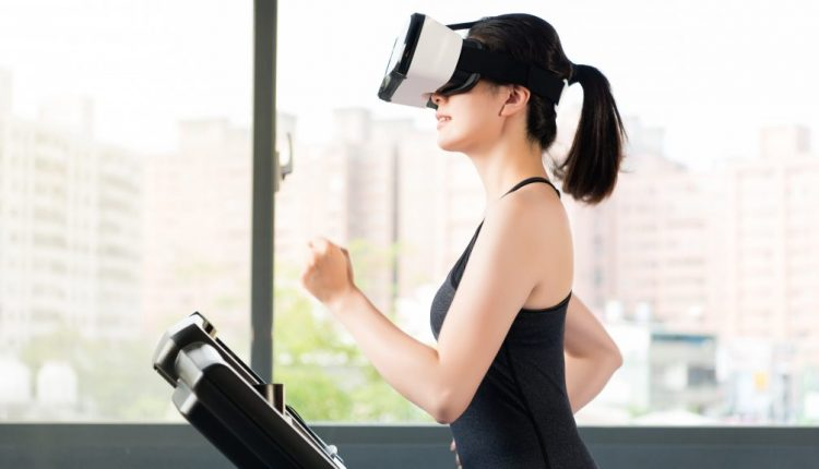 How VR can help you get fit with the power of fun