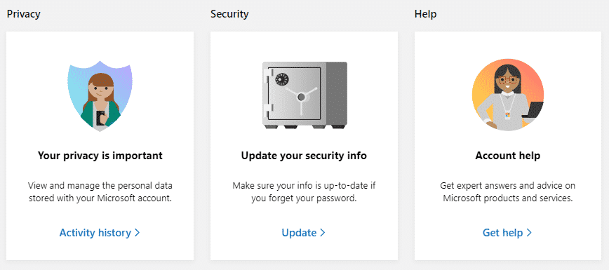 Step 2 Login - How To Turn On 2-Step Verification For Microsoft Account