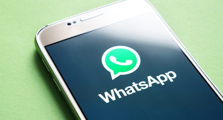 Are you sure those WhatsApp messages are meant for you?