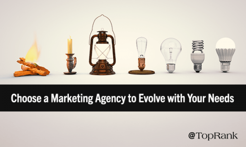 B2B Marketing Agency that Can Evolve with Your Needs