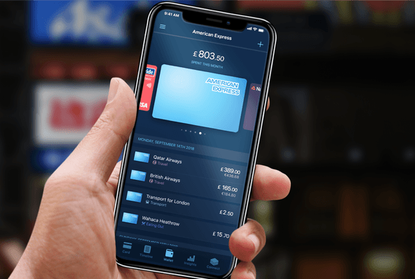 Curve, the all-your-cards-in-one app, adds support for Amex