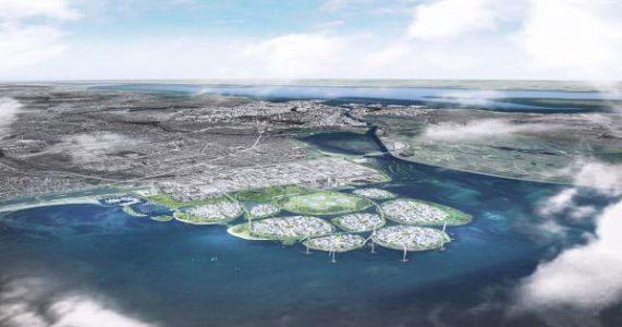 Denmark Is Building Nine Gigantic Artificial Islands