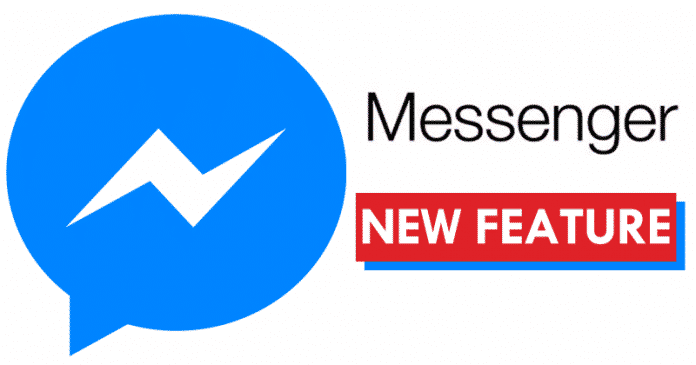 Facebook Messenger To Get This Awesome New Feature
