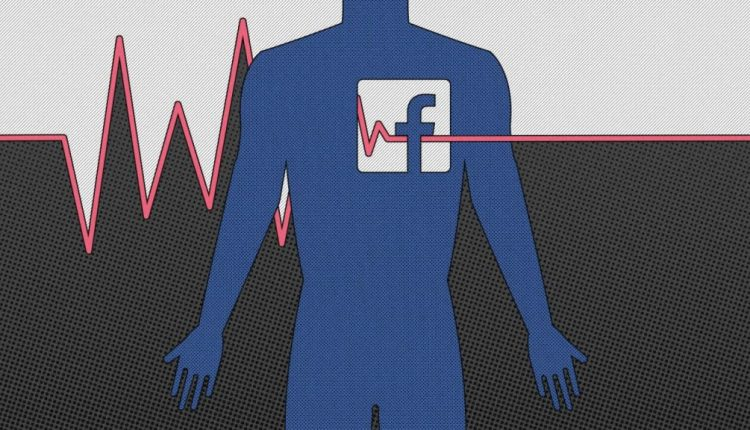Facebook may be making you feel less healthy