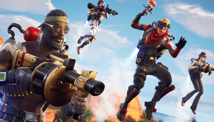 Fortnite Secret Skirmish Competition Announced
