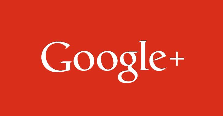 google plus data leak