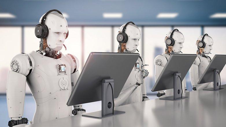 AI robot 05
