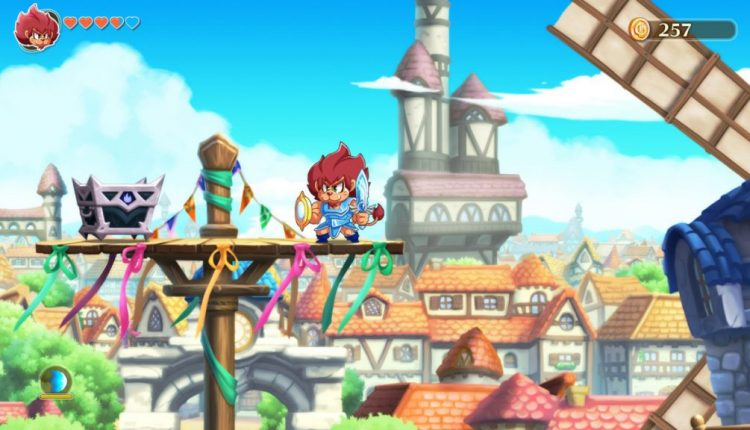 Monster Boy sells 8 times more on Switch