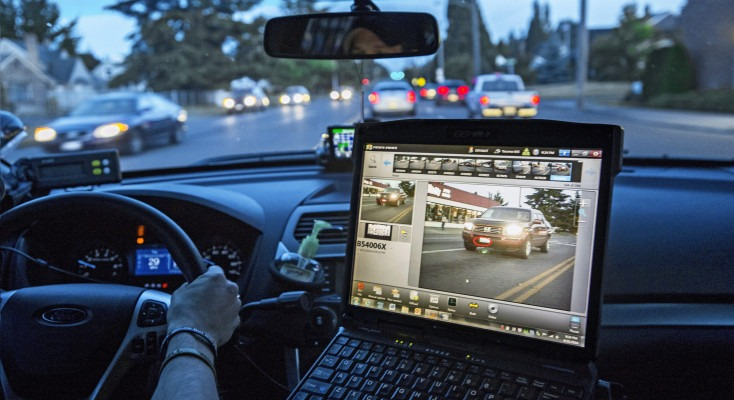 Police license plate readers are still exposed on the internet
