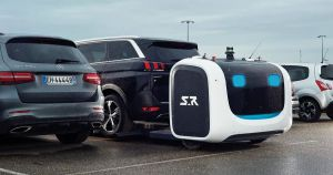 Robot Valets Will Drag Your Car Into a Parking Spot at UK Airport