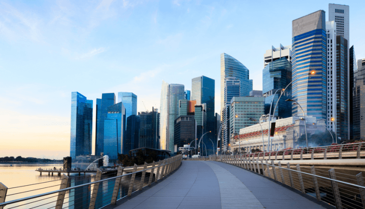 Singapore Ranked Eighth in Global Government EPayments Adoption