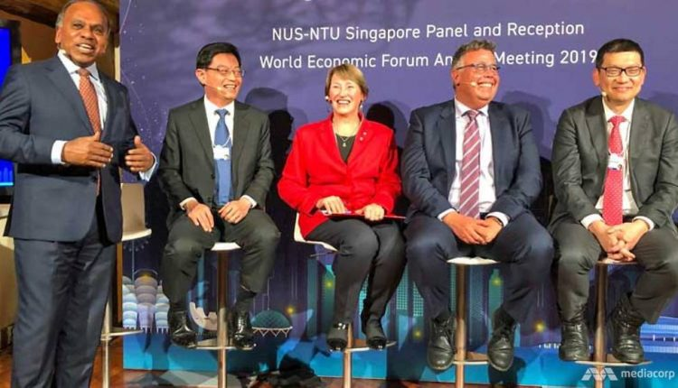 Singapore can be global Asian node for tech innovation