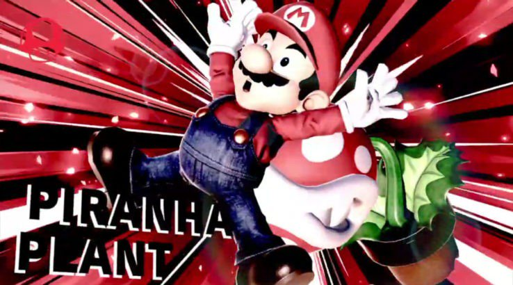 Smash Bros. Ultimate Players Claim Piranha Plant is Corrupting Saves