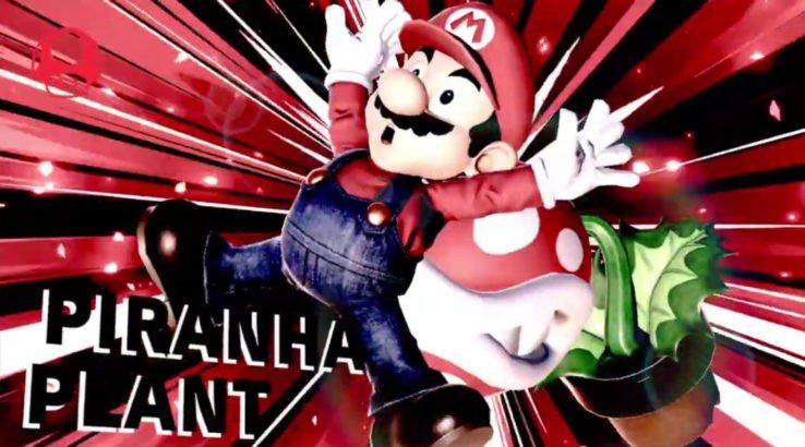 Smash Bros. Ultimate Players Claim Piranha Plant is Corrupting Saves