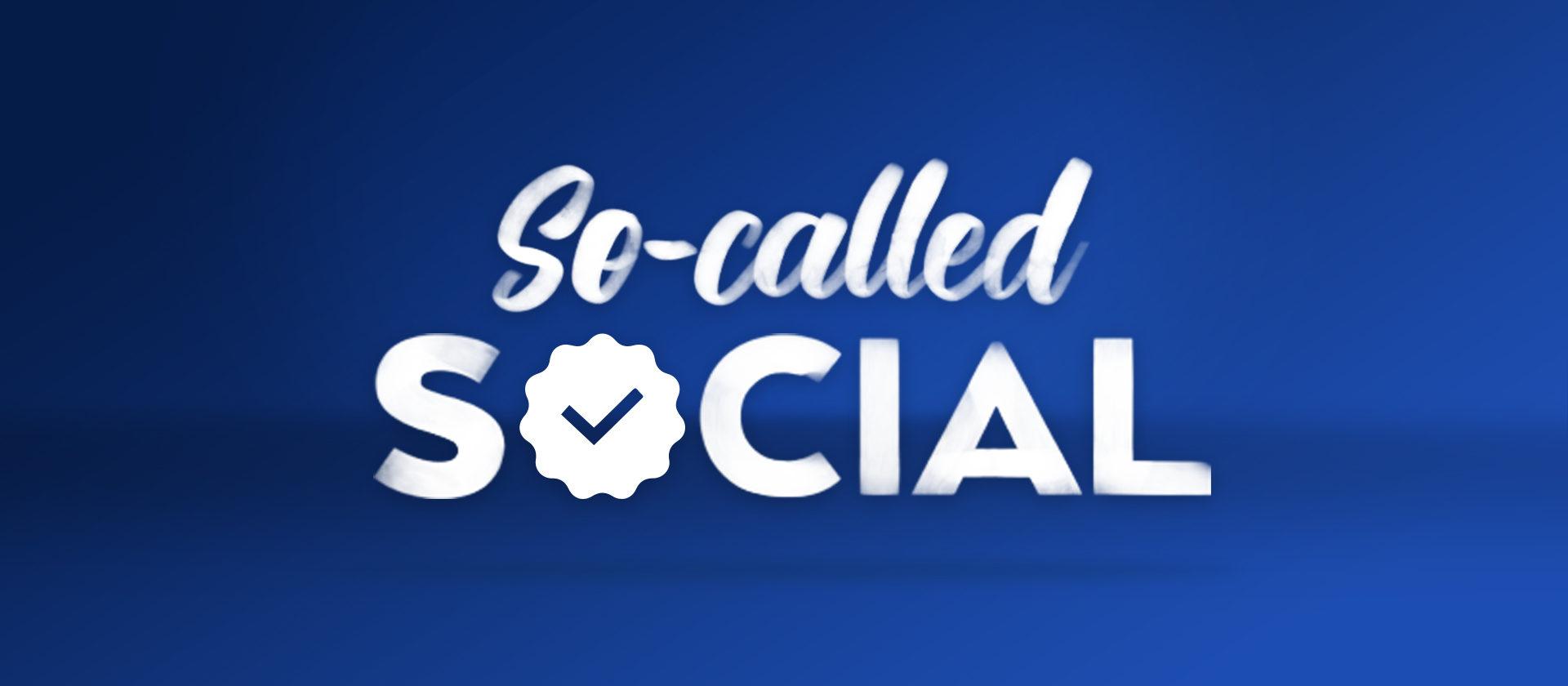 So-Called Social: Week of December 31
