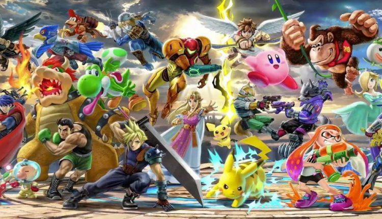 Super Smash Bros. Ultimate sales soar past 12 million