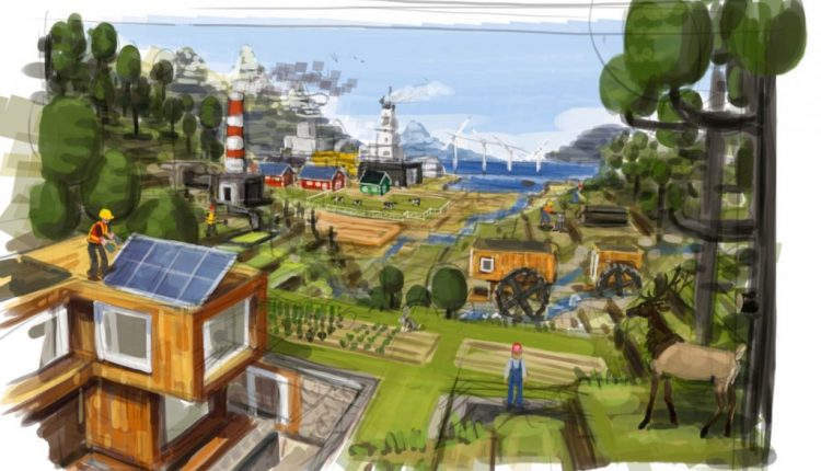The Big Eco Game community event