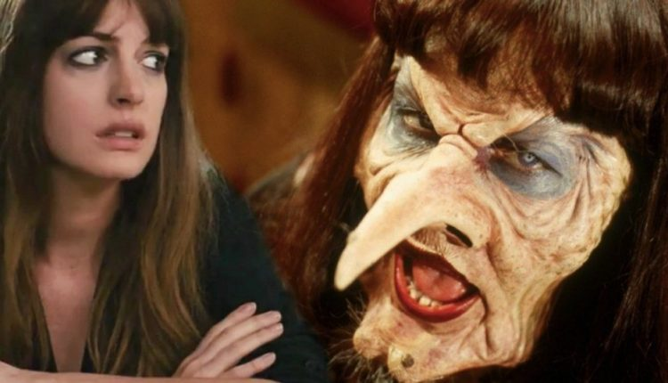 The Witches Remake Gets Anne Hathaway as the Grand High Witch