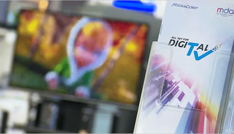 Transition to Digital TV as Analogue TV signals turn off on Jan 1 midnight