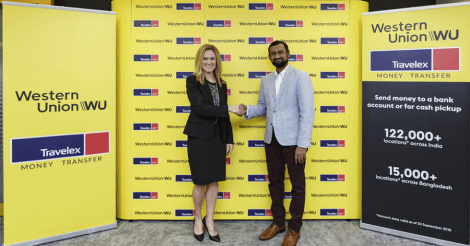 Western Union expands services in Singapore with Travelex