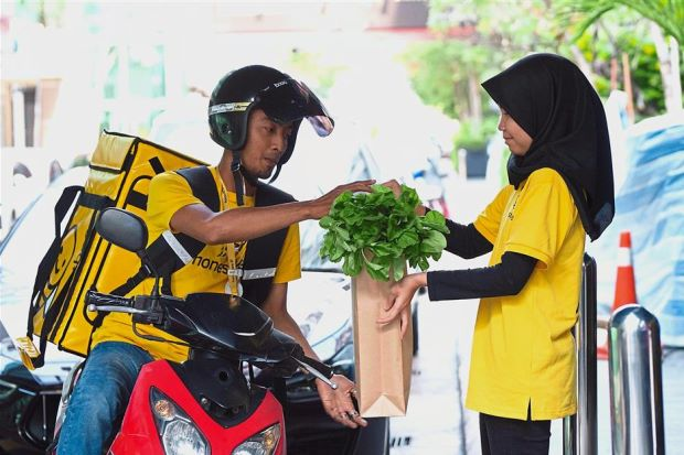 YearStarter2019: Innovating delivery service