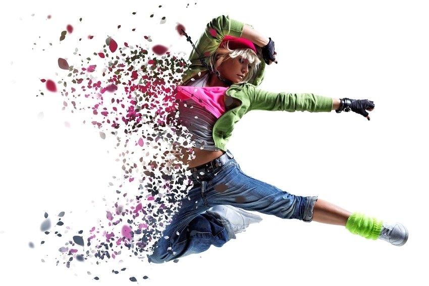 Blossoms Photoshop Action