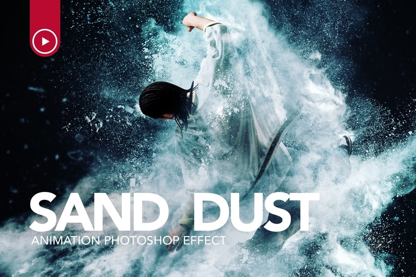 Sand Dust and Powder