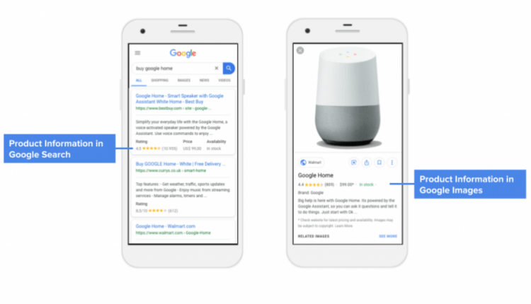 Google is Letting All Online Retailers Upload Product Data