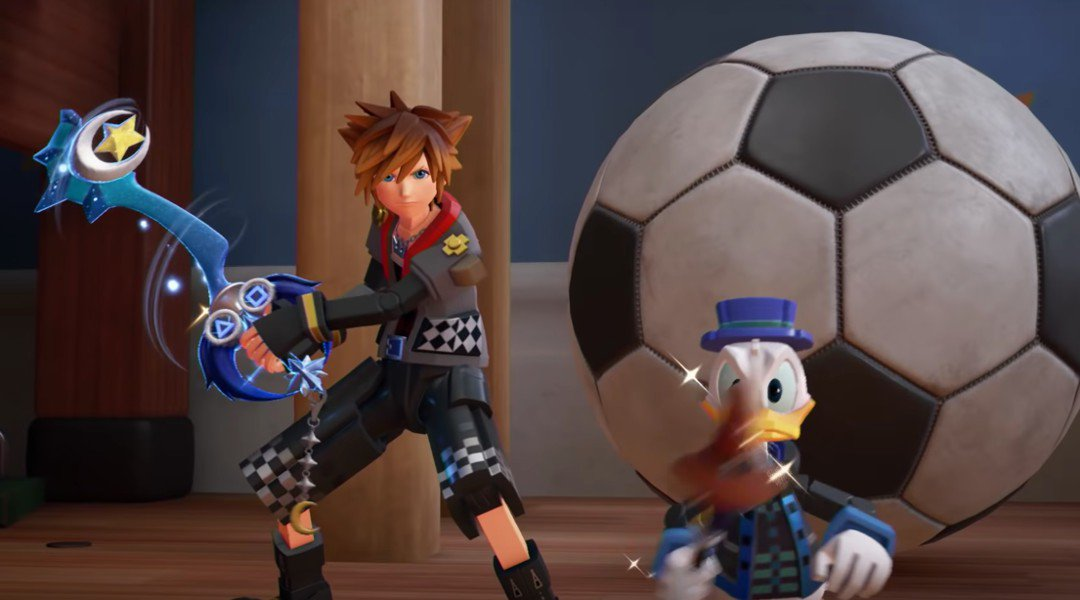kingdom hearts 3 playstation store pre-order