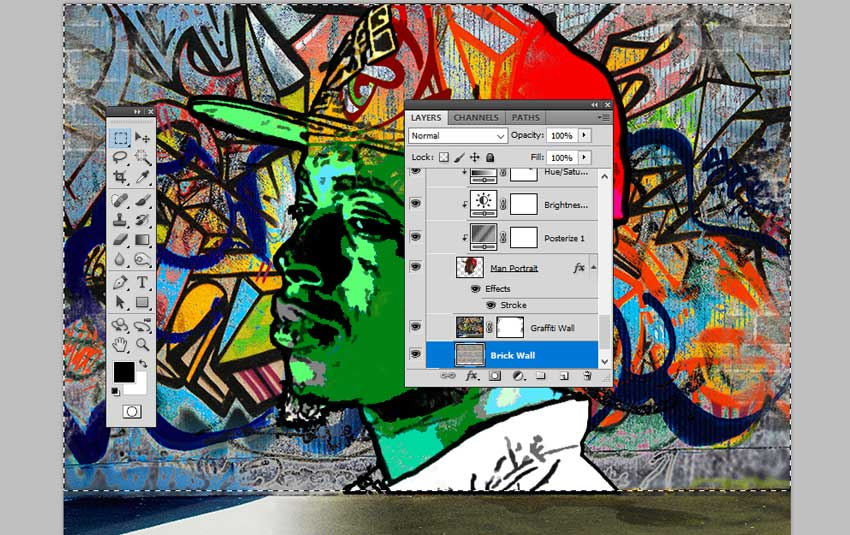 Copy Selection in Photoshop