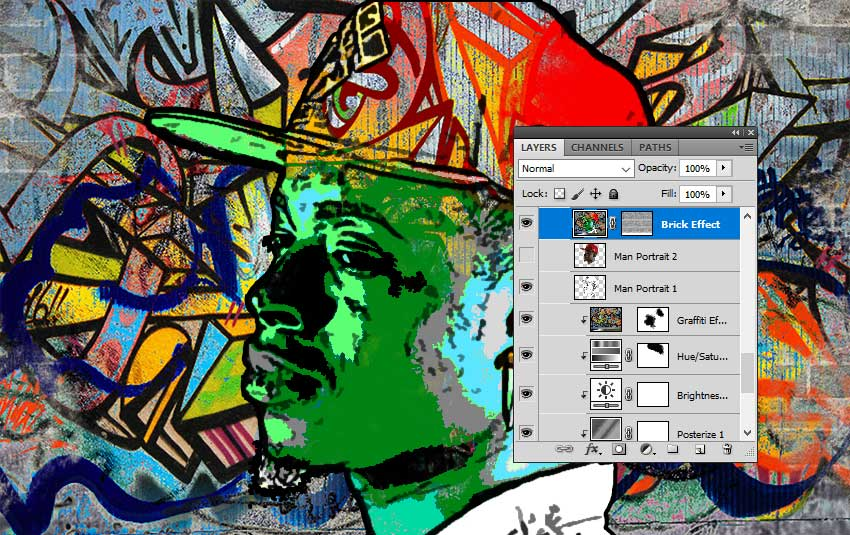 Use Image as Layer Mask in Photoshop